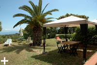 The apartments Le Querce on the island of Elba in Capoliveri offer two and three room apartments with all comforts